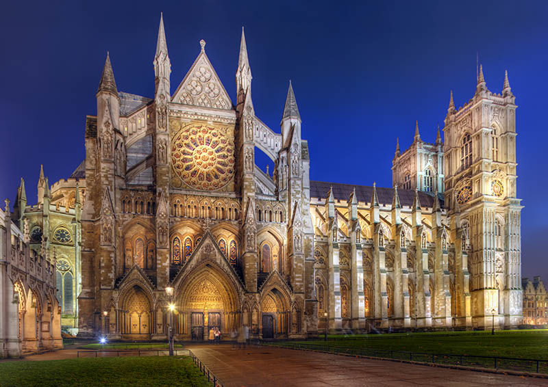 westminster abbey church