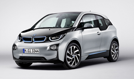 BMW i3 Electrical Car