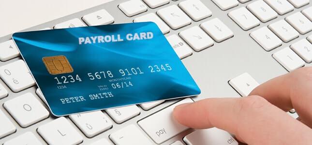 Prepaid Payroll Card